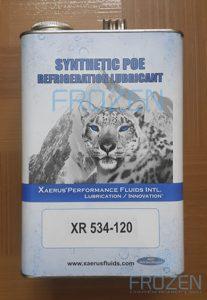 Dầu lạnh Xaerus XR534-120
