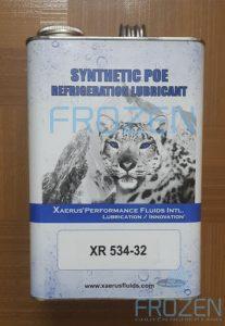 Dầu lạnh Xaerus XR534-32
