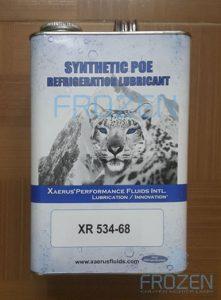 Dầu lạnh Xaerus XR534-68